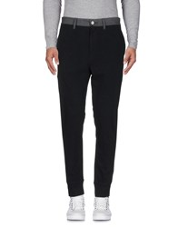 White Mountaineering Casual Pants Black