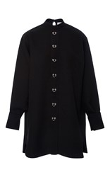 J.W.Anderson J.W. Anderson Oversized Shirt Dress Black