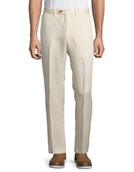 Tommy Bahama Linen Blend Solid Pants Warm Sand