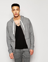 Esprit Zip Through Hoodie Grey