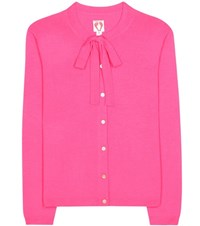 Shrimps Wool Cardigan Pink