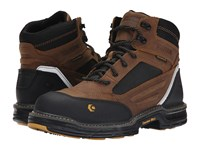 Wolverine Overman 6 Composite Toe Boot Wheat Tan Men's Work Boots Brown
