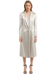 Calvin Klein Fluid Satin Light Coat