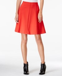 Maison Jules Hollywood A Line Skirt Only At Macy's Loving Red