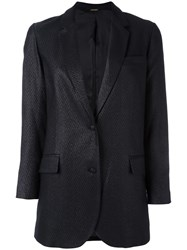 Dodo Bar Or Two Button Blazer Black