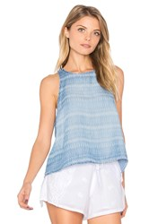 Bella Dahl Swing Tank Blue