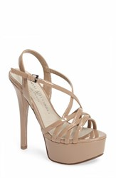Chinese Laundry Women's Teaser Sandal Nude