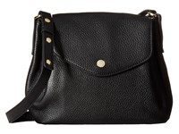 Ecco Nanjing 2 Crossbody Black Cross Body Handbags