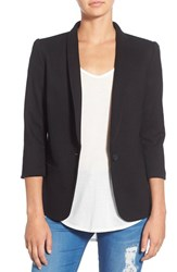 Women's James Jeans Three Quarter Sleeve Blazer