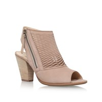 Paul Green Rosie High Heel Shoe Boots Nude