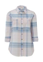 White Stuff Weaver Shirt Multi Coloured Multi Coloured