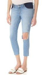 Dl1961 Florence Crop Maternity Jeans Clifton