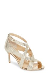 Imagine Vince Camuto By Paill Sandal Soft Gold Leather