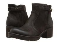 Born Nisbet Caf Distressed Women's Boots Brown