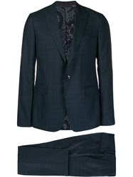 Etro Canvassed Two Piece Suit 60