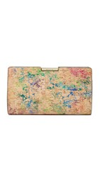 Milly Cork Small Frame Clutch Multi