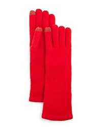 Echo Tech Gloves 100 Bloomingdale's Exclusive Red