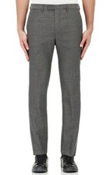 Raf Simons Men's Summer Tweed Trousers Black