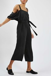 Off The Shoulder Jumpsuit By Boutique Black