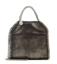 Stella Mccartney Falabella Tiny Tote Grey