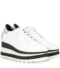 Stella Mccartney Sneak Elyse Platform Sneakers White