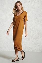 Forever 21 Contemporary Maxi T Shirt Dress