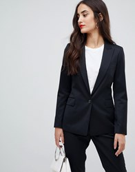 Reiss Classic Tailored Jacket Black