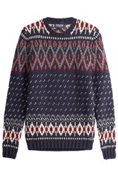 Woolrich Wool Pullover Multicolor
