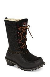 Woolrich Women's Fully Woolly Waterproof Snow Boot