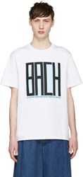 Opening Ceremony White Bach T Shirt