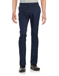 Lacoste Athletic Water Repellent Pants Blue