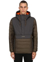 Columbia Norwester Ii Padded Jacket Army Green