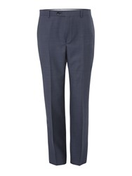 Corsivo Gustavo End On End Trousers Grey