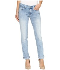 Mavi Jeans Emma Slim Boyfriend In Light Blue Vintage Light Blue Vintage Women's