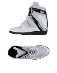 Bikkembergs High Tops And Trainers Grey