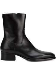 Dsquared2 Almond Toe Boots
