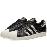 Adidas Superstar 80S Animal Black