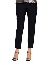 Alex Evenings Slim Leg Pants Black
