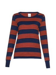 Visvim Long Sleeved Striped T Shirt