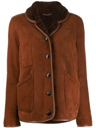 Ymc Buttoned Front Jacket 60