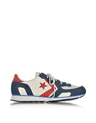 Converse Limited Edition Auckland Racer Distressed Ox Vaporous Gary Athletic Navy Men's Sneakers Blue