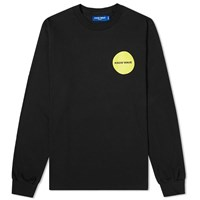Know Wave Long Sleeve Chopped And Screwed Tee Black