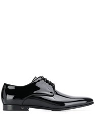 Dolce And Gabbana Oxford Shoes Black
