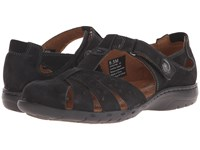 Cobb Hill Patina Black Women's Flat Shoes