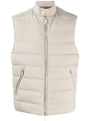 Eleventy Padded Fitted Gilet 60