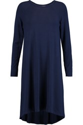 Zimmermann Stretch Jersey Dress Navy