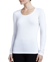 Wolford New Haven Seamless Pullover Black