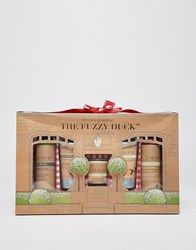 Baylis And Harding The Fuzzy Duck Beauty Gift Set With Bath Body Wash Lotions No Colour Clear