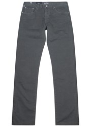 Citizens Of Humanity Core Grey Brushed Twill Chinos