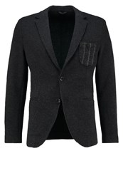 Sisley Suit Jacket Anthracite